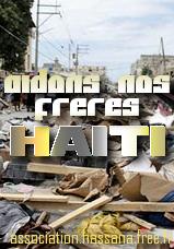 Aidez les victimes en Ha�ti